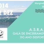 Convite Festa Encerramento Ano Desportivo ASRAM
