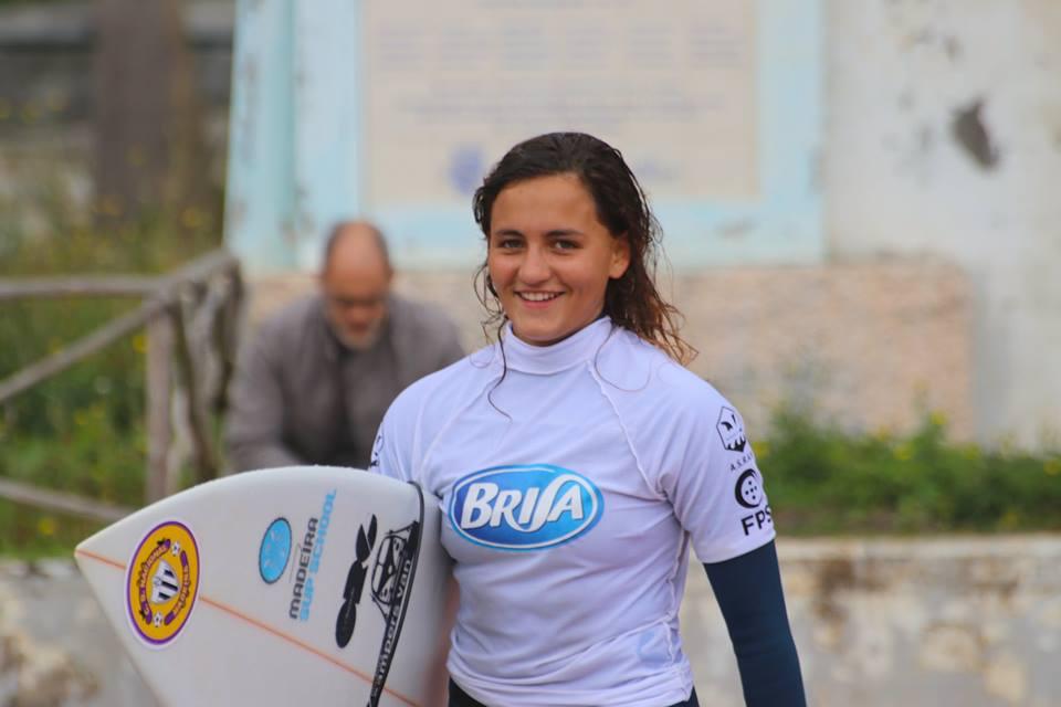 Verónica Silva vencedora Sub 18 Fem